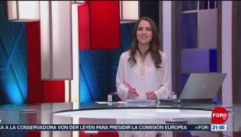 Foto: Las Noticias Danielle Dithurbide Forotv 2 Julio 2019