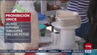 Legisladores aprueban prohibir Unicel en Colima