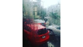 Clima hoy Cdmx, activan alerta amarilla por lluvia