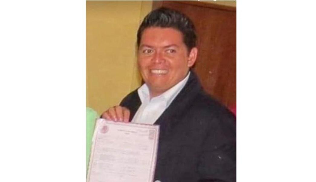 Foto: Delegado de Gobernación en el distrito de Huejotzingo, Luis Fernando Tinoco, el 22 de julio de 2019 (Corresponsales nacionales)