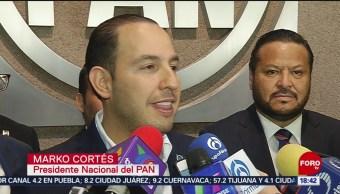 López Obrador se alista para manipular datos, dice Marko Cortés