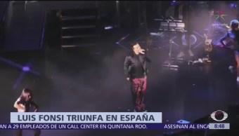 Luis Fonsi agota localidades de 'Vida World Tour' en España