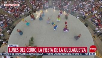Lunes del Cerro, la fiesta de La Guelaguetza