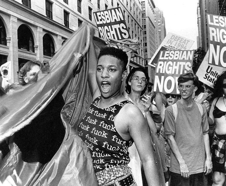 Marchas LGBT a lo largo de la historia (@FeministKvitter)