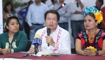 Mario Delgado evalúa tomar el mando de Morena