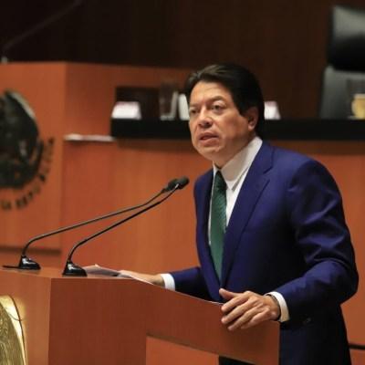 Mario Delgado solicitará periodo extraordinario para ratificar a secretario de Hacienda