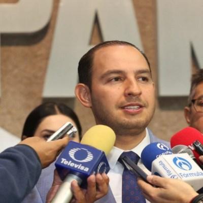 AMLO, detrás de 'Ley Garrote' en Tabasco: Marko Cortés