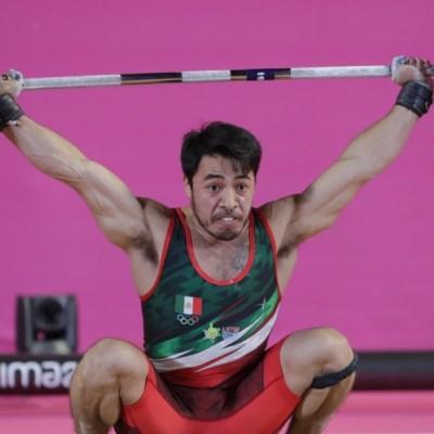 México gana oro en halterofilia en Juegos Panamericanos