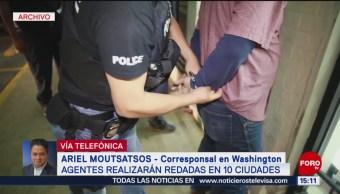 FOTO: Migrantes deciden quedarse en casa tras amenaza de redadas en EU, 14 Julio 2019