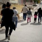 Foto: Migrantes hondureños en Ciudad Juárez, 23 de junio de 2019, Chihuahua