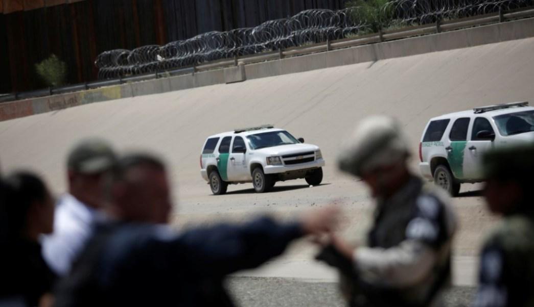 El envío de miembros de la Guardia Nacional a la frontera en los estados limítrofes con México se ha repetido en los últimos meses. (Reuters)