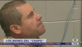 Monreal se pronuncia por repartir equitativamente bienes de 'El Chapo' Guzmán