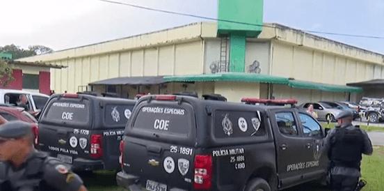 FOTO En mayo, más de 40 reos fueron asesinados en varias cárceles de Brasil (FOROtv)