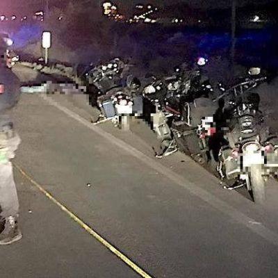 Matan a tres motociclistas en Ciudad Juárez, Chihuahua