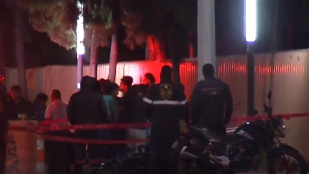Foto: Muere motociclista en accidente de tránsito en la Ciudad de México, 8 de julio de 2019