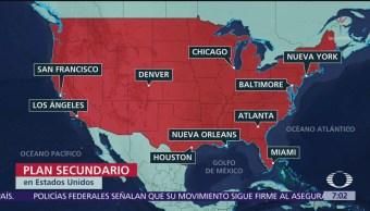 No hubo redadas masivas en 10 ciudades de Estados Unidos