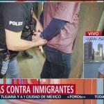 Operativos menor escala contra indocumentados Estados Unidos