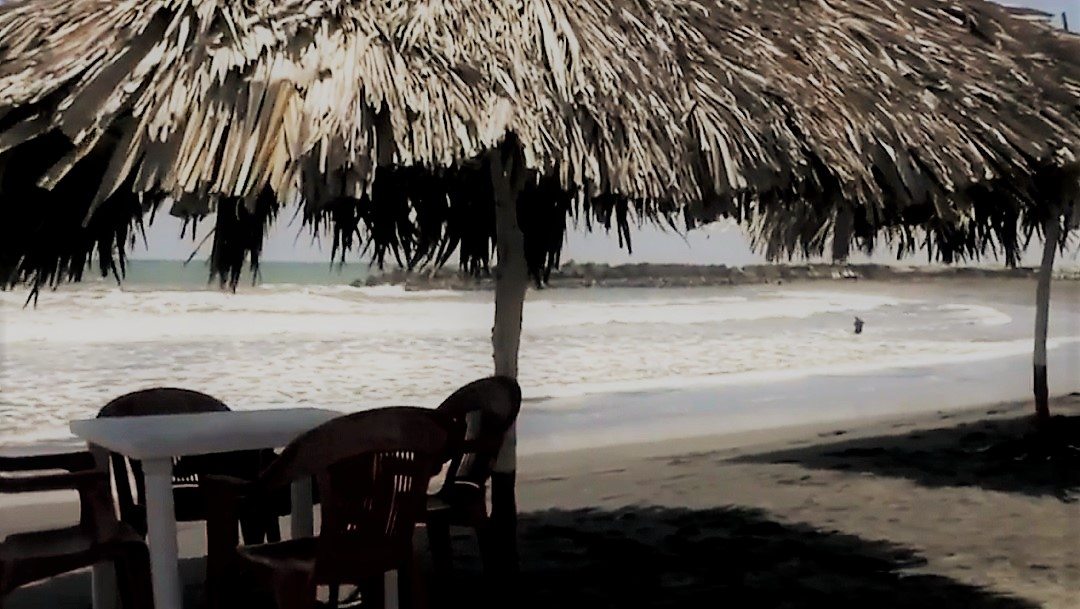 Palaperos alertan intensidad de mar de fondo en playas de Chiapas por cambio climático