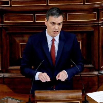 Pedro Sánchez presenta programa de gobierno en España, en busca de coalición