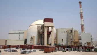 Foto: Planta nuclear en Irán, 21 de agosto de 2010