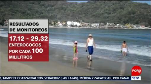 FOTO: Playas de Puerto Vallarta son aptas para bañarse, 6 Julio 2019