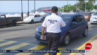 Policías de Acapulco no son aptos para cuidar a civiles, reprueban controles