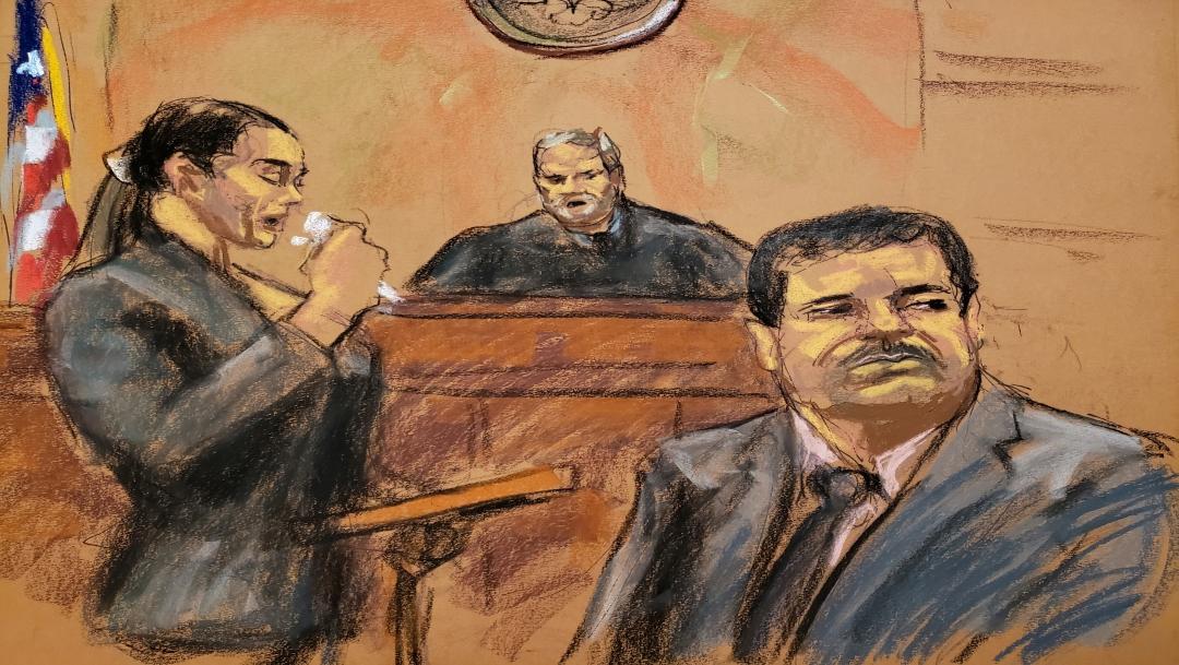 Foto Delitos que condenaron a El Chapo Guzmán a cadena perpetua 17 julio 2019