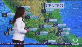 Prevén lluvias fuertes en estados del oriente y sureste de México