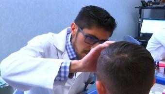 Pérdida del ojo: Hospital General de México atiende más de 400 casos al año