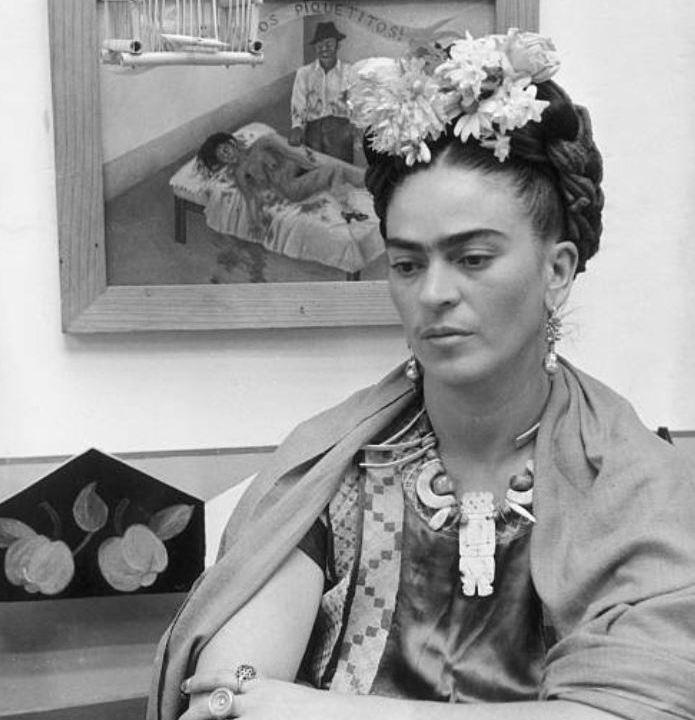 Magdalena Carmen Frida Kahlo Calderón nació el 6 de julio de 1907