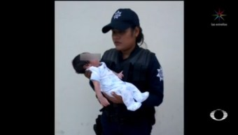 Foto: Recuperan Recién Nacido Guadalupe Nuevo León 15 Julio 2019