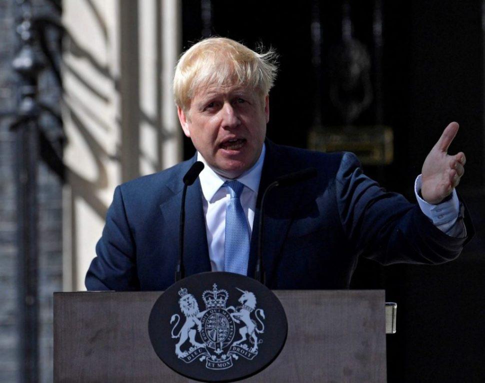 Foto Reino Unido saldrá de la UE el 31 de octubre dice Boris Johnson 24 julio 2019