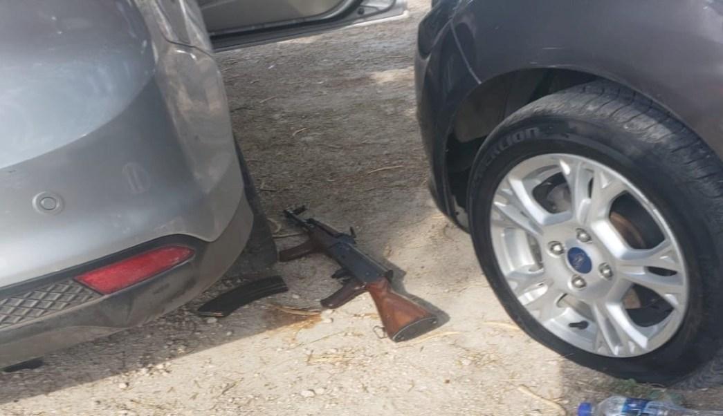 Foto Repelen agresión en Reynosa, Tamaulipas 4 julio 2019
