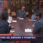 Foto: Reunión Ebrard-Pompeo Evalúan Política Migratoria 22 Julio 2019