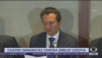 Revela Hacienda detalles sobre cuentas de Lozoya