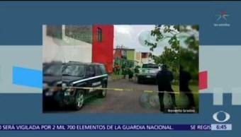 Riña en fiesta de Morelia deja tres muertos