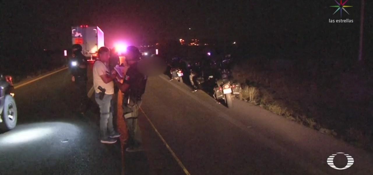 Foto: Motociclistas Triple Asesinato Chihuahua 15 Julio 2019