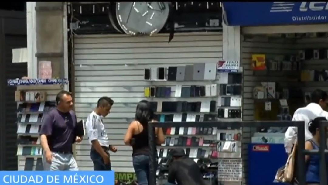 Detienen a cinco personas en operativos contra robo de celulares