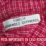 Sábana roja, principal pista en homicidio de Norberto Ronquillo