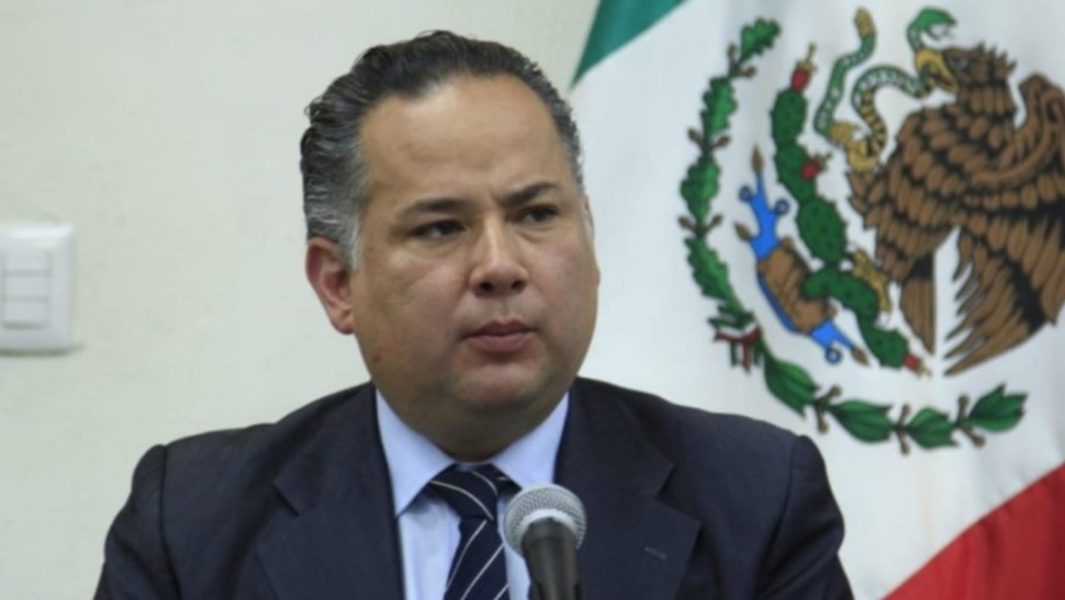 Foto: Santiago Nieto, titular de la Unidad de Inteligencia Financiera de la SHCP