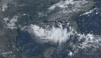 Foto Se forma tormenta tropical 'Barry' en Golfo de México 11 julio 2019