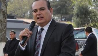Martín Godoy Castro, secretario de Seguridad Pública de Michoacán