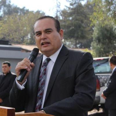 Muere secretario de Seguridad Pública de Michoacán en desplome de helicóptero