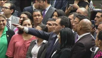 Foto: Senado Ratifica Arturo Herrera Nuevo Secretario Hacienda 18 Julio 2019