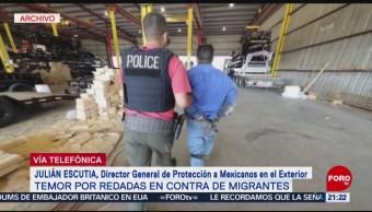 FOTO: Sigue alerta ante anuncio de redadas contra migrantes en EU, 14 Julio 2019