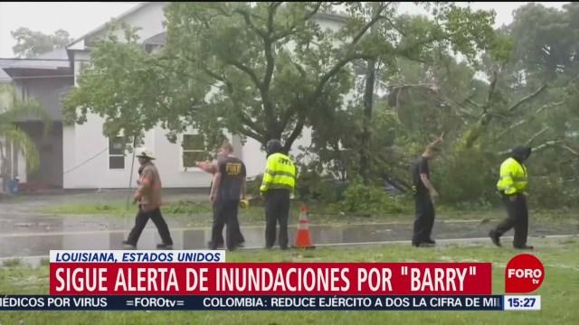 """FOTO: Sigue alerta de inundaciones por """"Barry"""", 14 Julio 2019"""