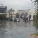 Foto: Se pide a la población extremar precauciones ante la posibilidad de más lluvias en las próximas horas, 27 de julio de 2019 (Twitter @PC_Sinaloa)