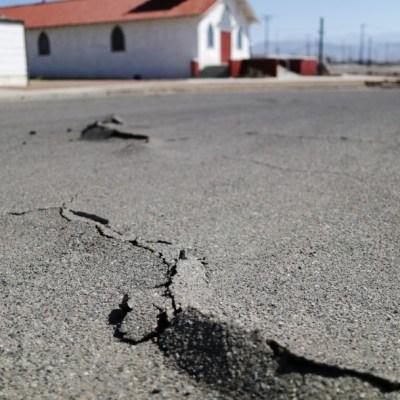 Réplicas de sismo de 7.1 en California podrían durar meses