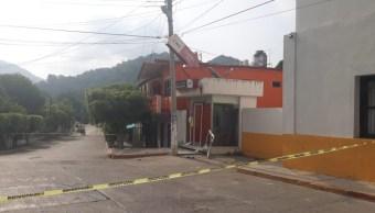 Foto: Se desconoce el monto de lo robado, 31 de julio de 2019 (Noticieros Televisa)