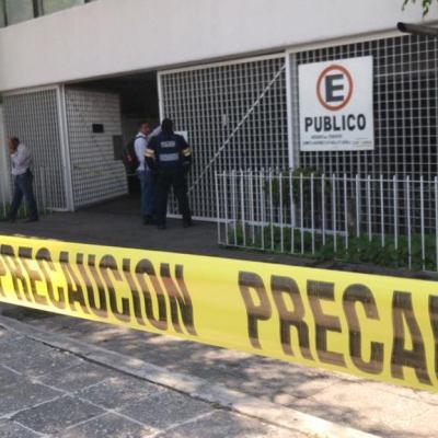 Muere un hombre durante balacera en sucursal bancaria en la Cuauhtémoc